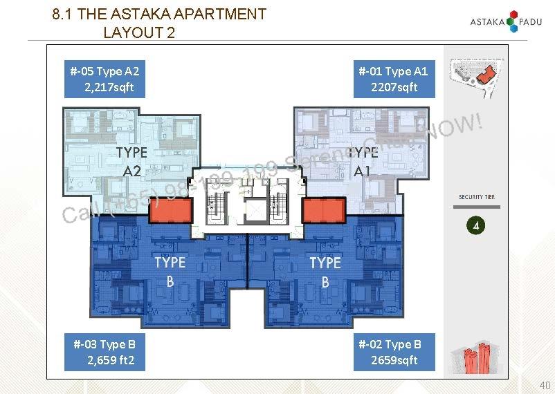Astaka floorplans (2)