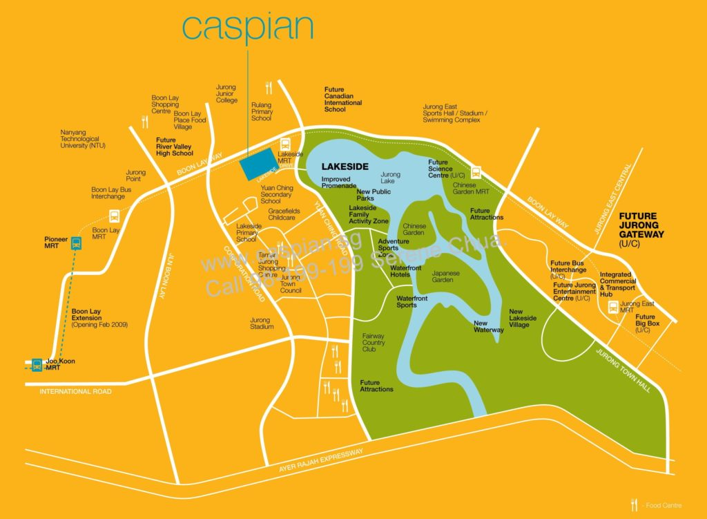 Caspian_Location_ Map
