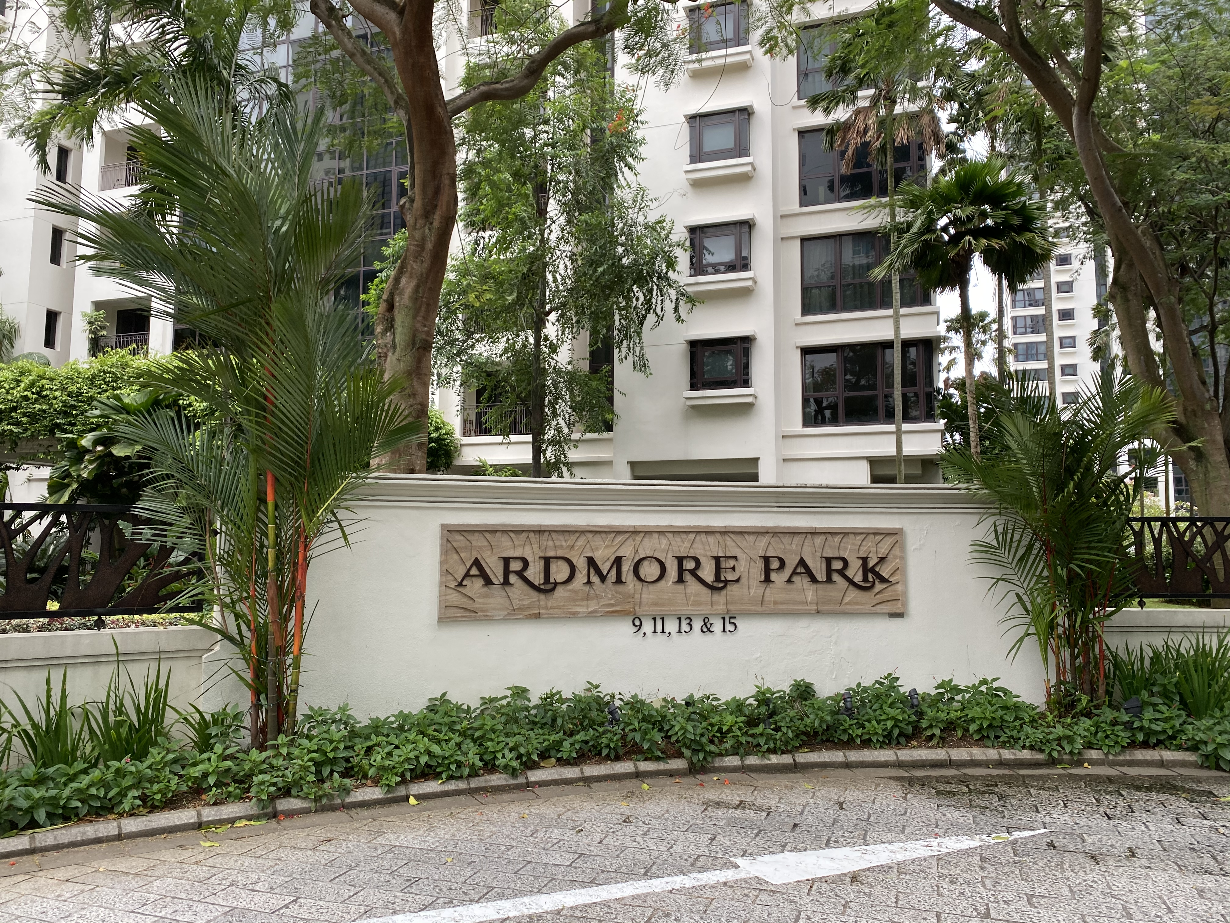 Ardmore Park New Property Launches In Singapore