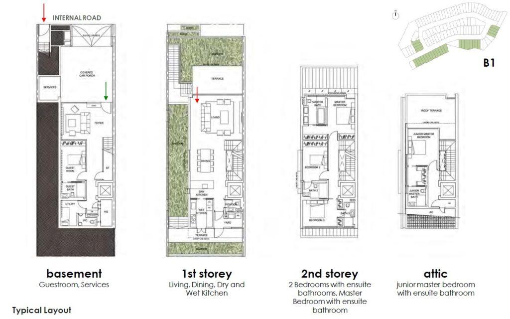 Victoria-Park-Villas-Floorplans-Garden Villas-Type-B1